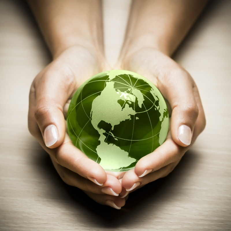 Green energy is certainly the way forward.